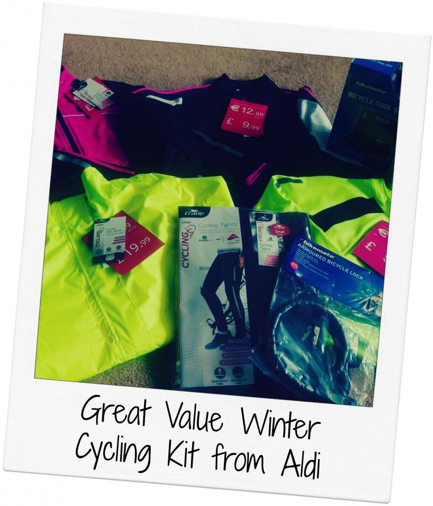Aldi cycling kit