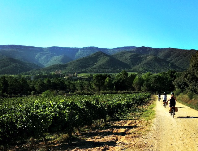 Family friendly cycle routes in Catalunya