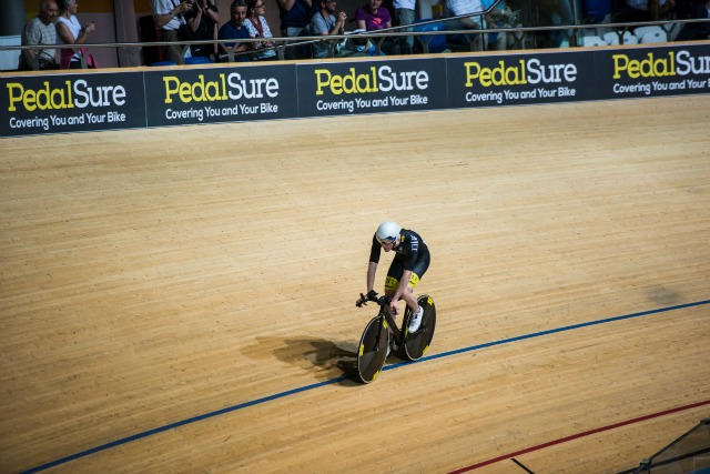 Revolution Series Track Cycling, Manchester
