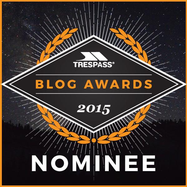best cycling blog: Trespass Blog Awards 2015, Ordinary Cycling Girl