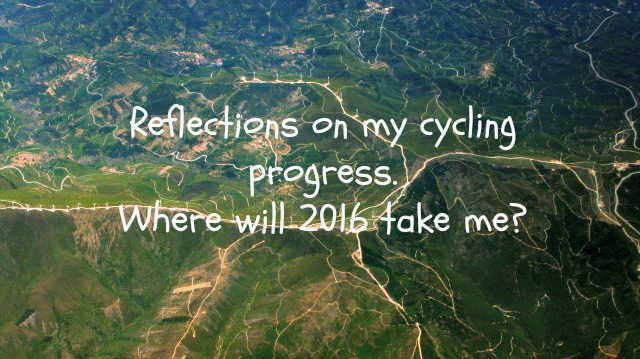 Reflections on my cycling progress