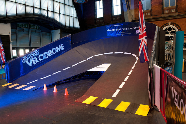 Streetvelodrome, women's cycling, womens cycling