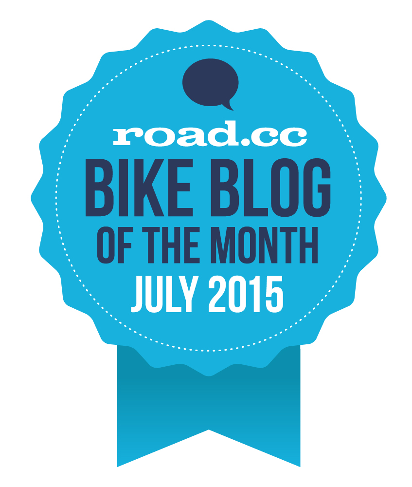 Ordinary Cycling Girl, blog of the month, road.cc