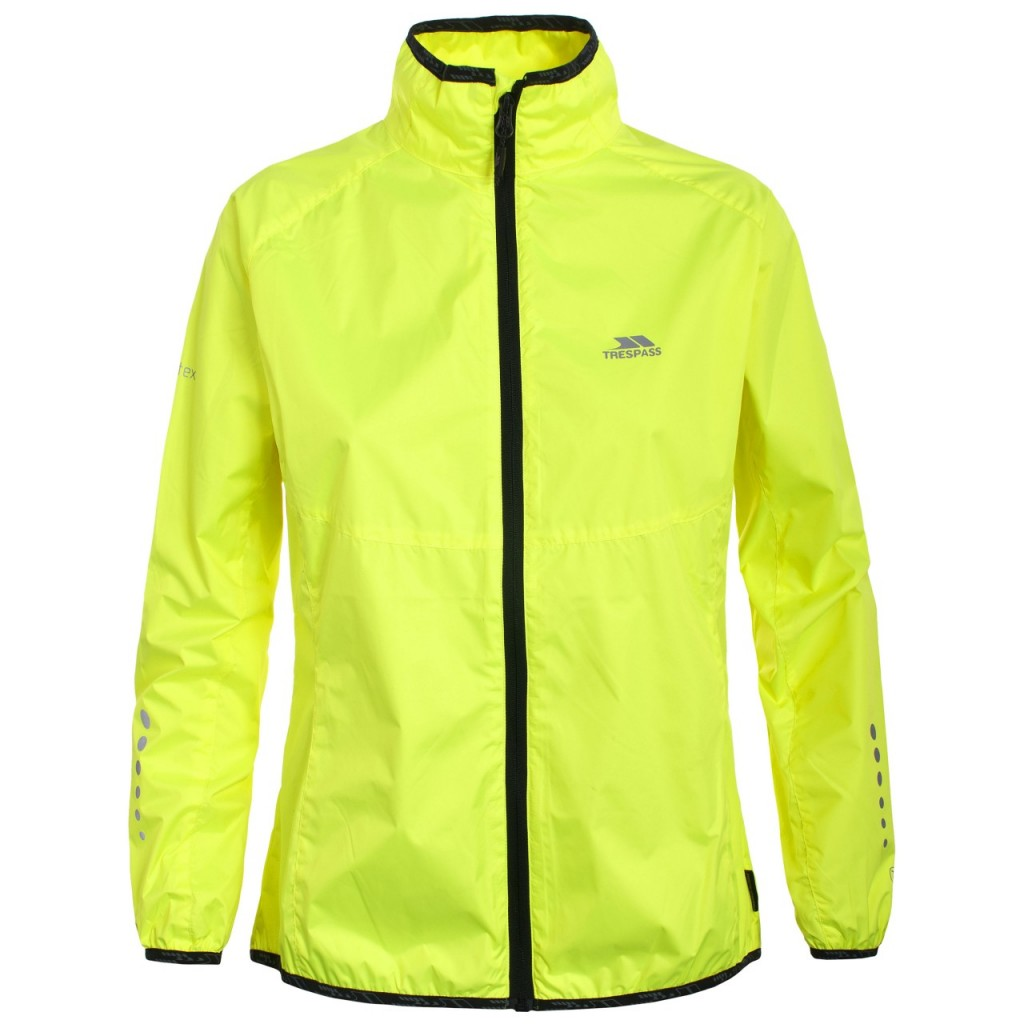 Trespass HYBRID HI-VIS CYCLING JACKET