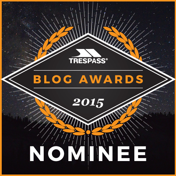 best cycling blog: Trespass Blog Awards 2015, Ordinary Cycling Girl
