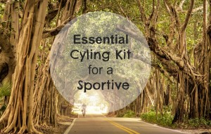 Essential Cycling Kit for a Sportive