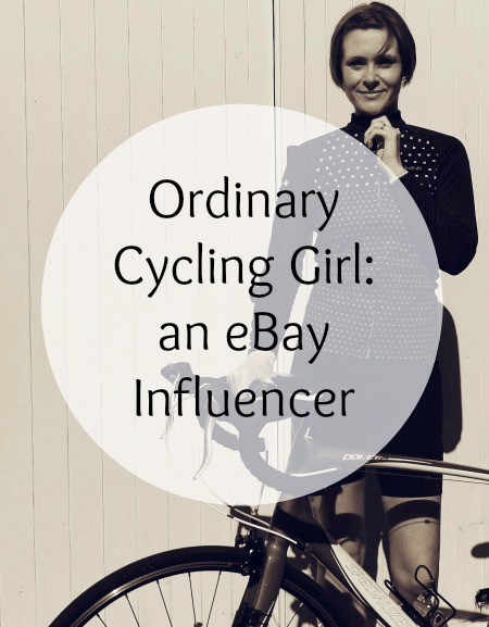 Ordinary Cycling Girl: eBay Influencer Network