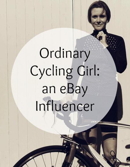 Ordinary Cycling Girl: eBay Influencer Network