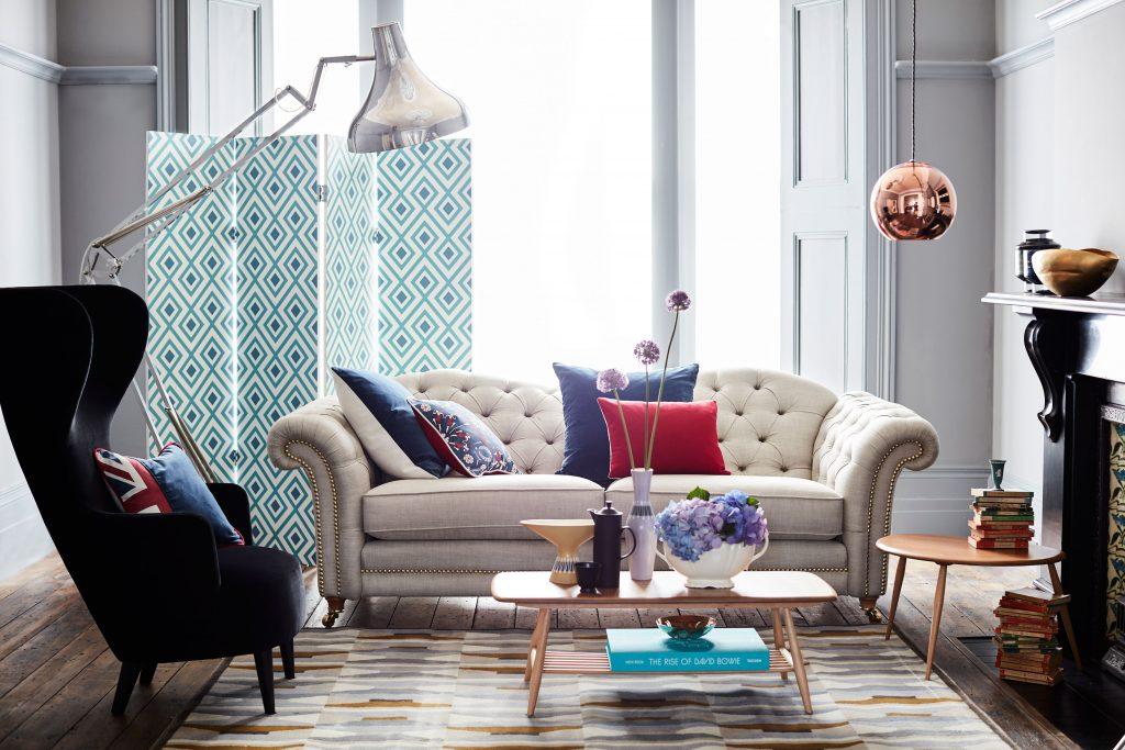 DFS Britannia sofa
