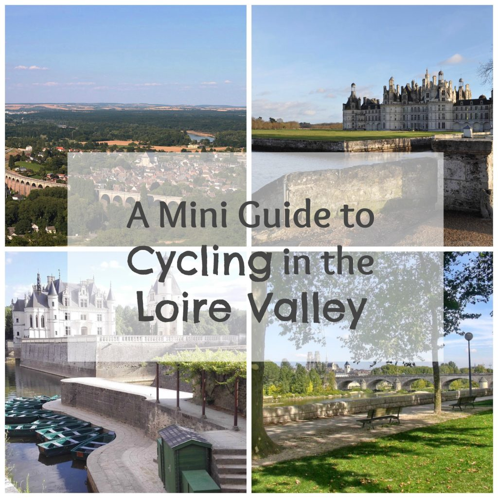 cycling holiday in Loire